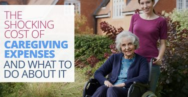 COST OF CAREGIVING EXPENSES-LegacyLF